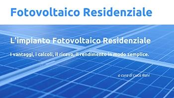 video fotovoltaico costo zero privati il tetto srl