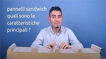 video caratteristiche pannello sandwich il tetto srl
