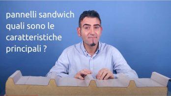 le 4 cose che distinguono i pannelli sandwich