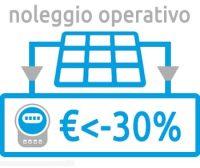 fotovoltaico noleggio risparmio 30%