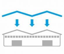 Rifacimento tetto con un impianto fotovoltaico