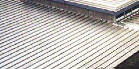 tetto alluminio